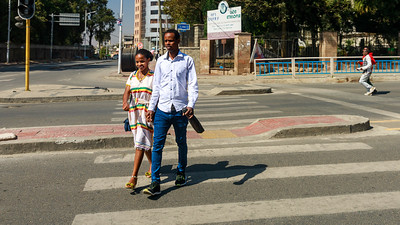1. Weihnachtstag in Addis Abeba