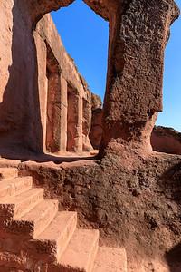 Die Felsenkirche Biete Qeddus Mercoreus, Lalibela