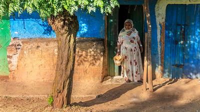 Morgens in Aykel, Amhara