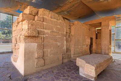 Semna Tempel - Sudan National Museum