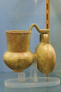 Ägyptische Keramik - Sudan National Museum