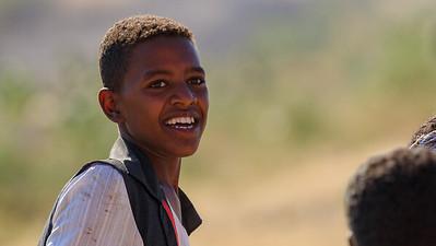 Junge in der Provinz al-Qadarif, Sudan