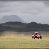 Another buggy charging across the beautiful landscape around Mt Longonot.