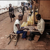 Walking around town and I saw these guys playing Checkers. Just like most small towns in Africa that I've come across, there's quite a passion for board games.