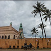I took sanDRina for a spin around town and came across the old mosque and shops nearby where we used to buy provisions.