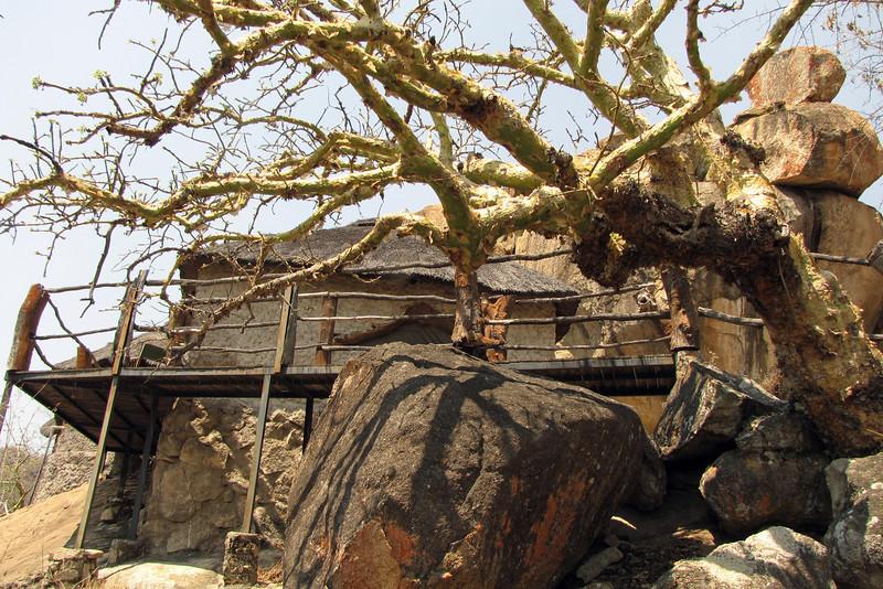My bungalow at Camp Amalinda