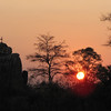 Matobo Hills sunset