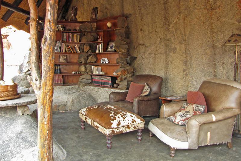 Camp Amalinda Library
