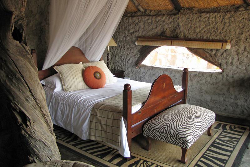 Bedroom at Camp Amalinda