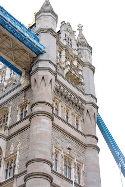 Details of the Tower Bridge