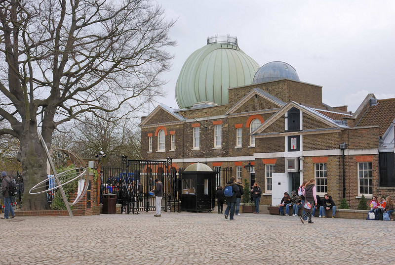 The Airy transit Circle at the Royal Observatory