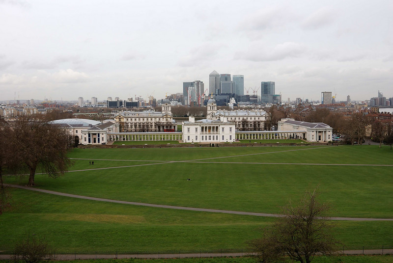 The Queen's House, Greenwich, was designed and begun in 1614-1617 by architect Inigo Jones, early in his architectural career, for Anne of Denmark, the queen of King James I of England. It was altered and completed by Jones, in a second campaign about 1635 for Henrietta Maria, queen of King Charles I.[1] The Queen's House is one of the most important buildings in British architectural history, being the first consciously classical building to have been constructed in Britain.