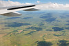 Flying into Windhoek