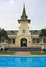 The Swakopmund Hotel architecture and that of the rest of the town reflect the German colonial influence