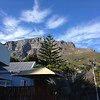 Table Mountain from our Patio