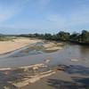 Sand River landscape