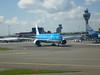 KLM to Jo'berg