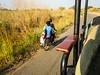 On the way to Mfuwe