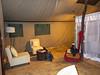 Our tent at Puku Ridge
