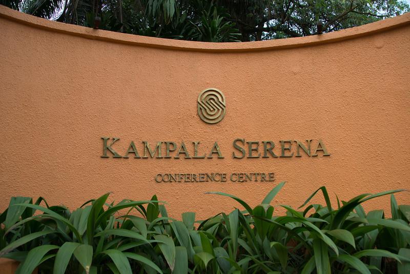 Serena Hotel, Kampala Uganda