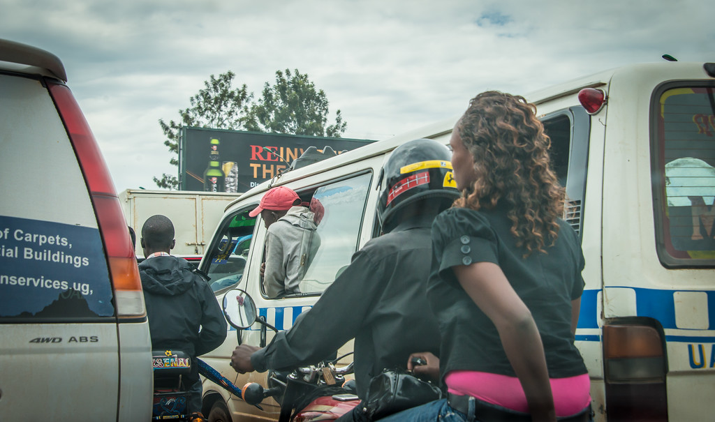 Tight Squeeze for boda bodas