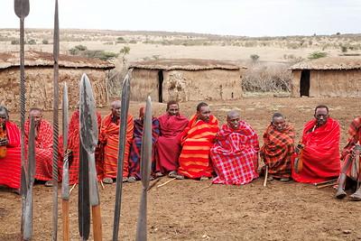 Masi village council of elders