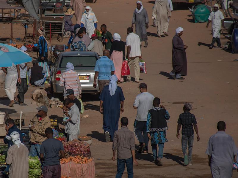 Market, Timimoun