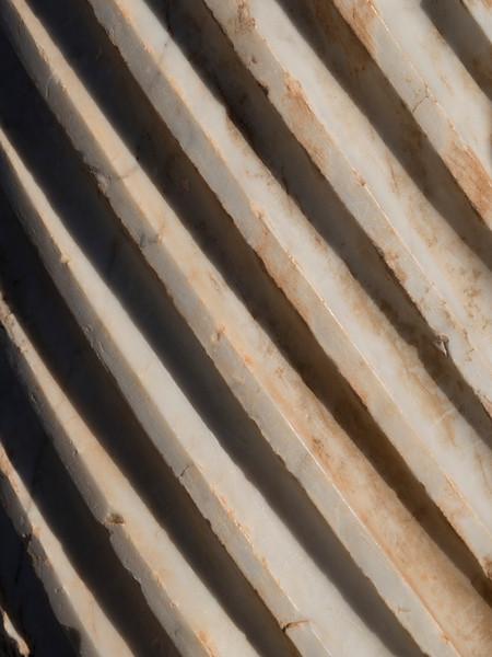 Pillar detail, Timgad
