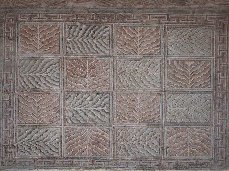 Mosaic, Djemilla