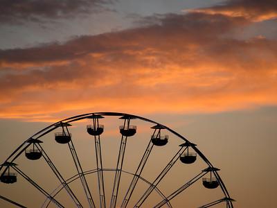 Ferris wheel, Setif