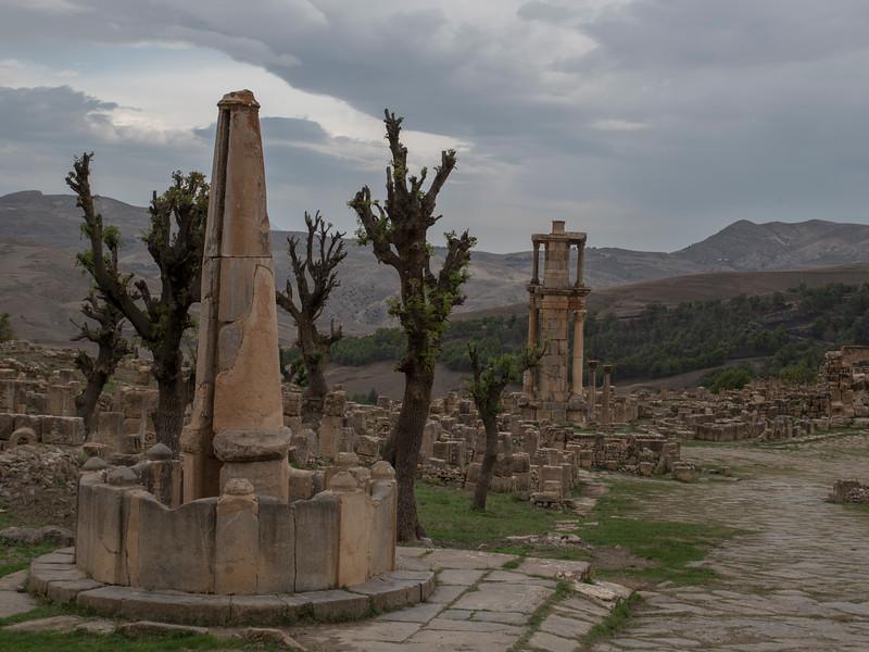 Fountain, Djemilla