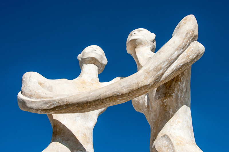 Sculpture for the Governor of Benguela, Lobito, Angola