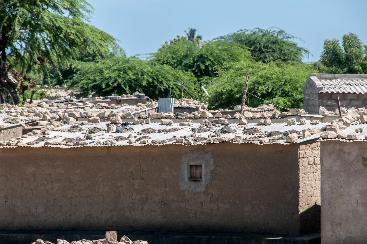 House in Lobito, Angola