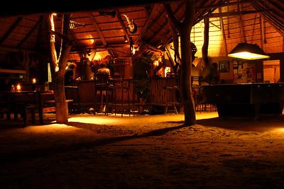 The Old Bridge bar...