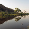 After being dry for almost 30 years, the Savuti Channel is once again a river.