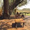 Mapula Lodge deck