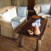 Mapula bungalow living room