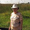Eric Romero's Okavango Delta tie-dye shirt design was inspired by the reeds of the Delta. Thanks, Eric!