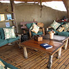 Mapula Lodge lounge area