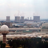 Not nuclear, but steam - a power generation plant on the outskirts of Johannesburg.