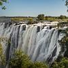 Victoria Falls Panorama
