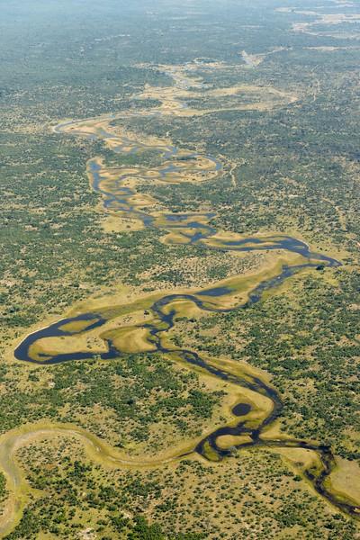 Okawanga Delta