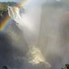 Rainbow Over Falls