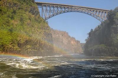 Bridge Zambia-Zimbabwe