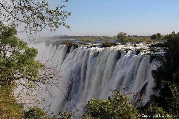Victoria Falls (Mosi-oa-Tunya), Zambia