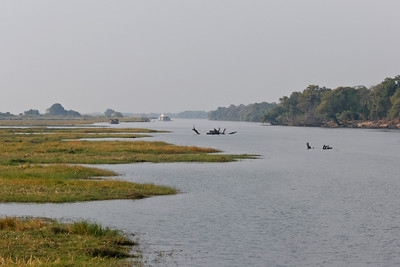 Chobe River, Chobe National Park, Botswana