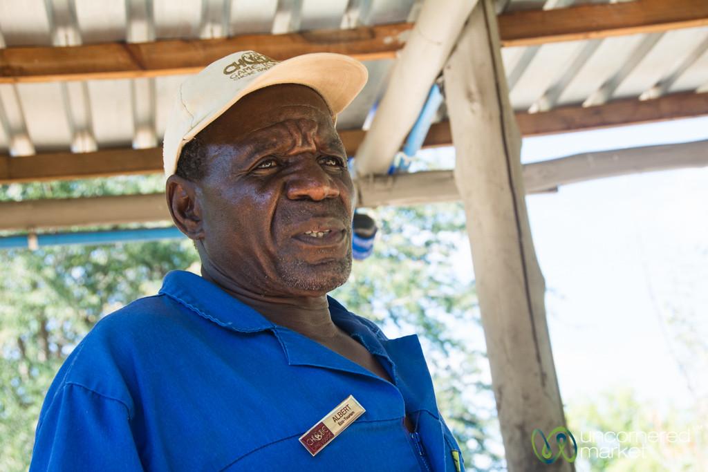 Albert Takes Us on an Eco-Tour of Chobe Game Lodge - Chobe, Botswana