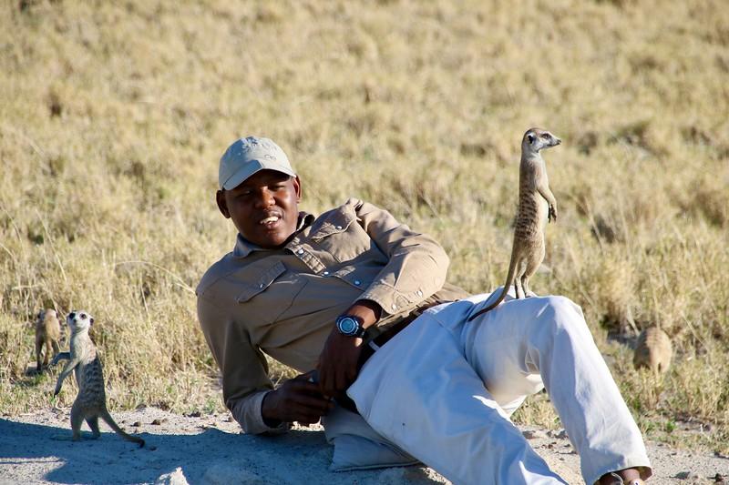 Jack's Camp - Botswana - Luxury Safari Camp in the Kalahari Desert
