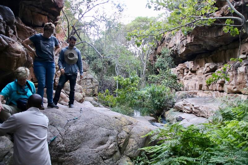 Moremi Boğazı, Botsvana