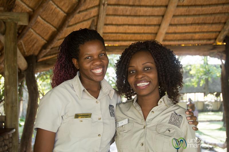 Well Taken Care of at Camp Xakanaxa, Botswana